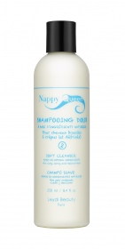 Illustration Nappy Queen Shampooing doux - 250 ml
