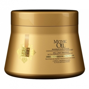 masque cheveux normaux a fins mythic oil 200ml de l 39 oreal sur 1001pharmacies dans cheveux. Black Bedroom Furniture Sets. Home Design Ideas