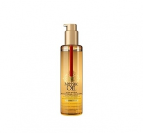 Illustration Huile Initiale pre-shampooing Mythic Oil 150ml