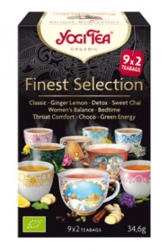 Yogi Tea - Sélection d'infusions