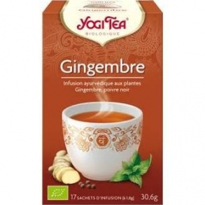 Yogi Tea - Infusion au gingembre