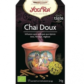 Illustration Infusion Chaï Doux