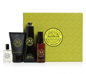 Illustration West Indian Lime Coffret de voyage