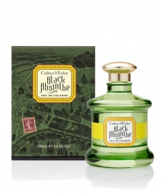 Illustration Black Absinthe Eau de Cologne - 100 ml
