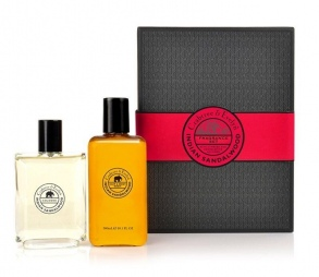 Crabtree & Evelyn - Coffret pour homme Indian Sandalwood