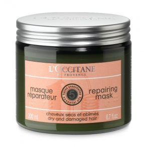 masque r parateur aromachologie 200 ml de l 39 occitane sur 1001pharmacies dans cheveux. Black Bedroom Furniture Sets. Home Design Ideas