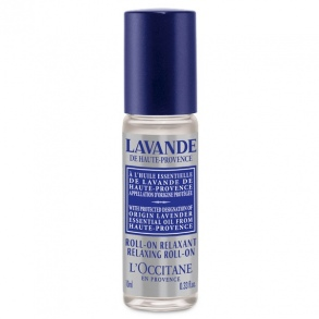 Illustration Roll-on relaxant lavande - 10 ml