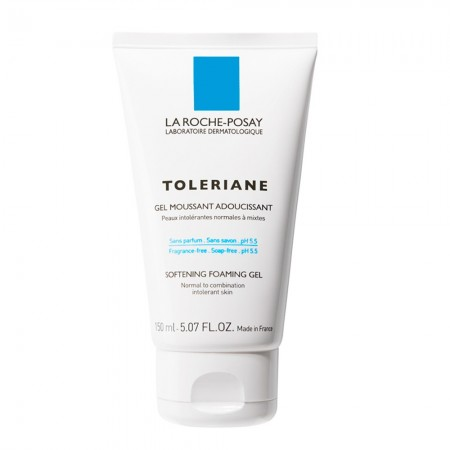 Illustration Toleriane Gel moussant adoucissant - 150 ml