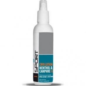 Illustration Cryo lotion menthol et camphre - 200 ml