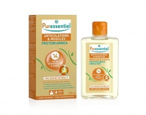 Puressentiel - Friction arnica pour articulations et muscles - 200 ml