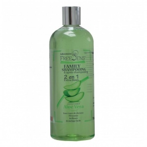 Illustration Family Shampooing extra-doux à l'aloe vera - 750 ml
