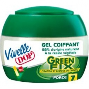 Dop  - Vivelle Dop Gel coiffant Green Fix - 150 ml