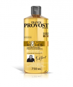 Franck Provost - Expert mèches Shampooing professionnel - 750 ml