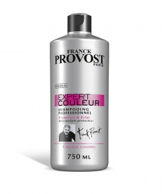 Franck Provost - Expert couleur Shampooing professionnel - 750 ml
