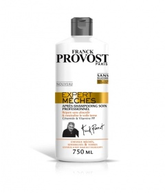 Illustration Expert mèches Après-shampooing professionnel - 750 ml