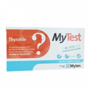Illustration My Test auto-test thyroïde - 1 kit