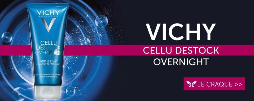Vichy Cellu Destock Overnight